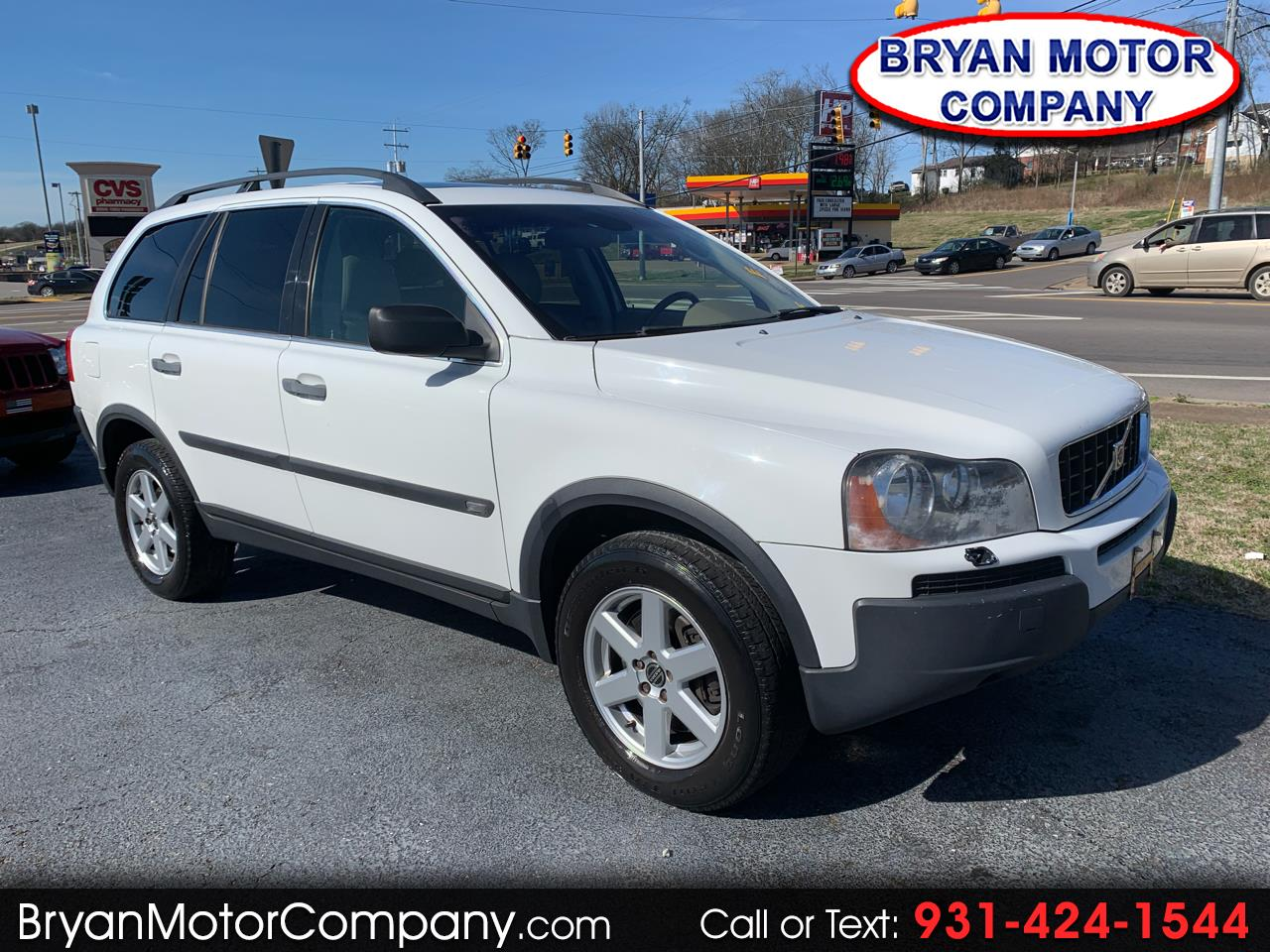 2005 Volvo XC90 4dr 2.5L Turbo w/Sunroof/3rd Row