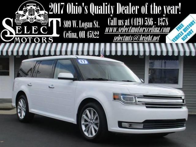 2017 Ford Flex Limited FWD
