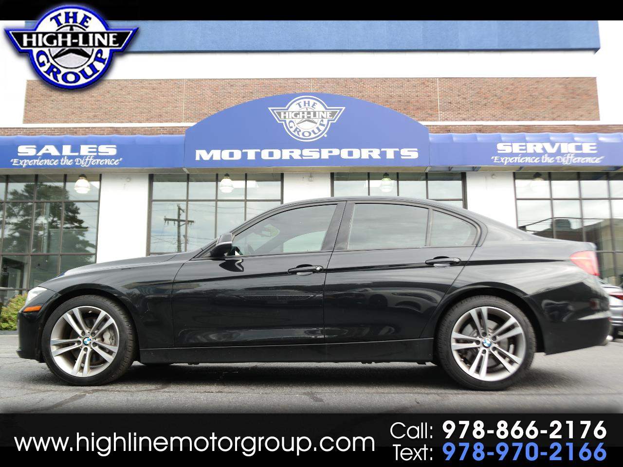 2013 BMW 3 Series 4dr Sdn 335i xDrive AWD South Africa