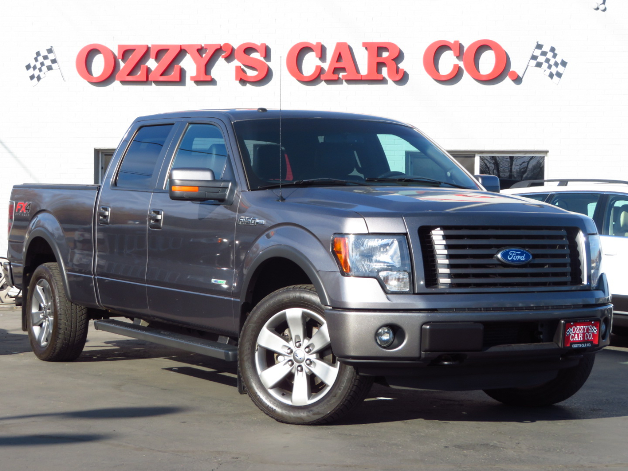 """2012 Ford F-150 4WD SuperCab 145"""" FX4"""