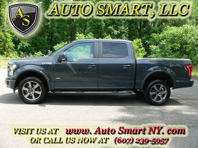 2016 Ford F-150 XLT SPORT SuperCrew 5.5-ft. Bed 4WD