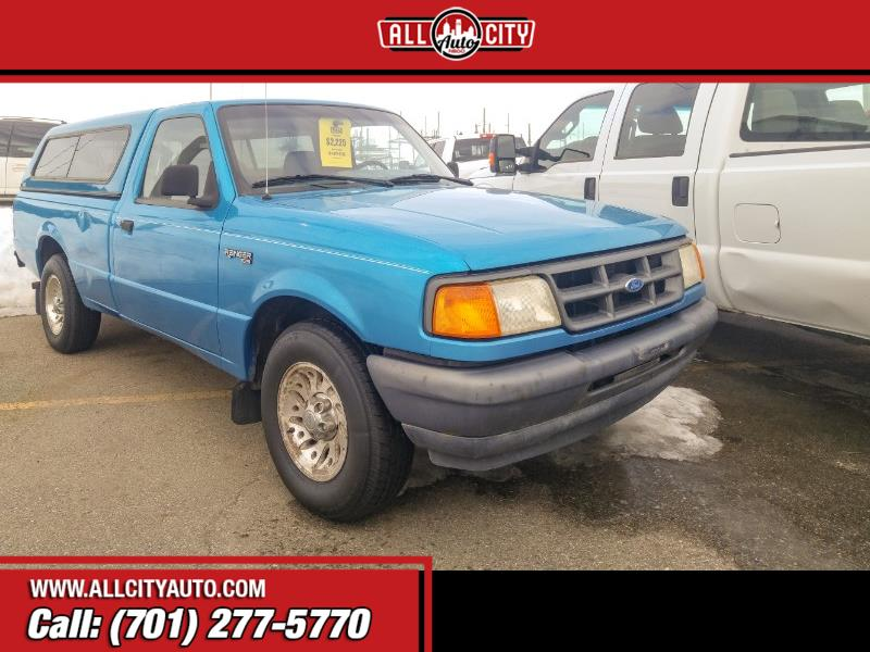 1994 Ford Ranger XL Reg. Cab Long Bed 2WD