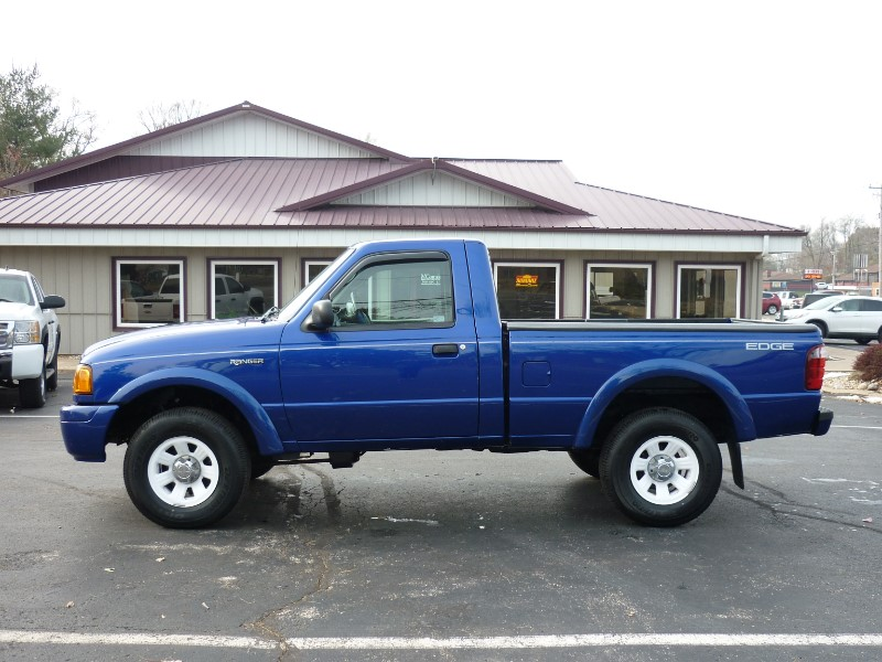 2005 Ford Ranger Edge Short Bed 2WD