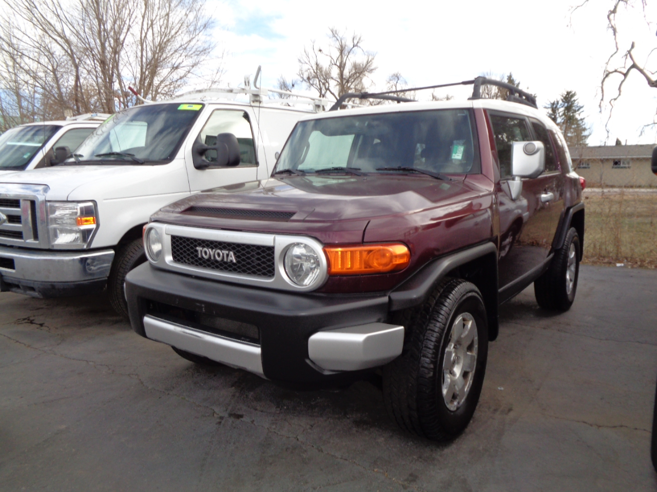 2007 Toyota FJ Cruiser 4WD 4dr Manual (Natl)