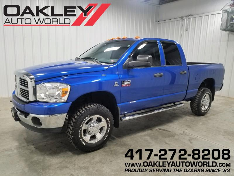 2008 Dodge Ram 2500 Big Horn Crew Cab