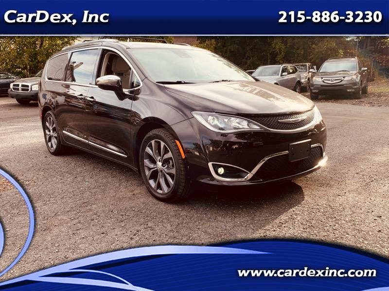 2017 Chrysler Pacifica 4dr Wgn Limited FWD