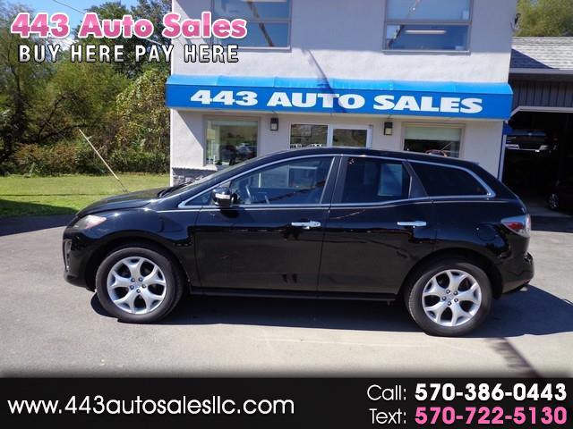 2011 Mazda CX-7 AWD 4dr s Grand Touring