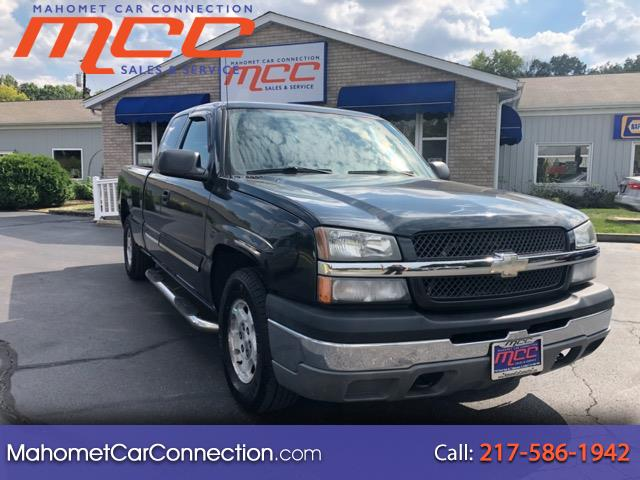 2004 Chevrolet Silverado 1500 LS Ext. Cab Long Bed 2WD