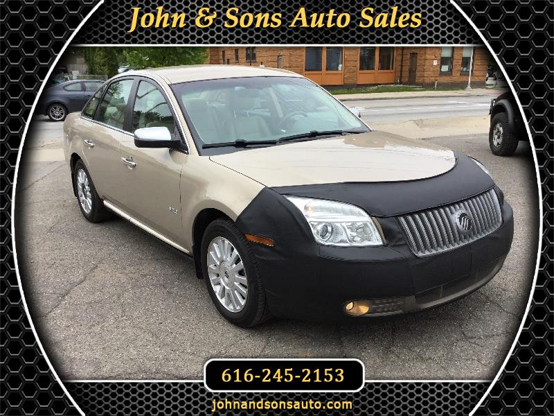 2008 Mercury Sable Base
