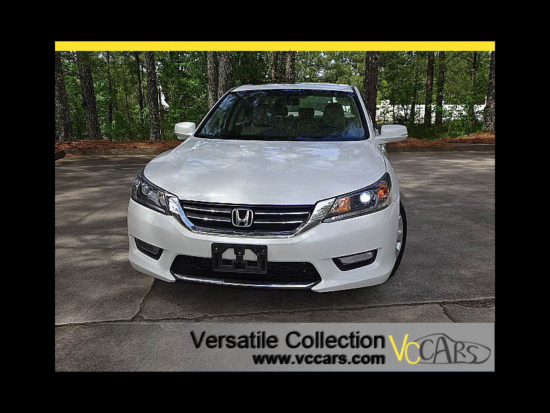 2015 Honda Accord Sedan EX CVT w/ Leather Seats Blind Spot Camera Sunroof