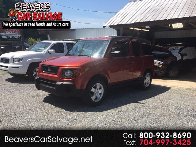 2005 Honda Element LX 2WD 4-spd AT