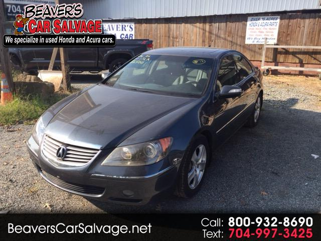 2006 Acura RL Base