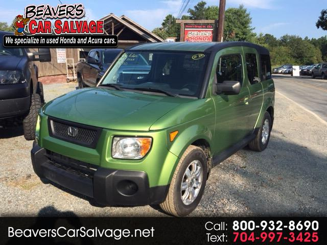 2006 Honda Element EX-P 4WD AT