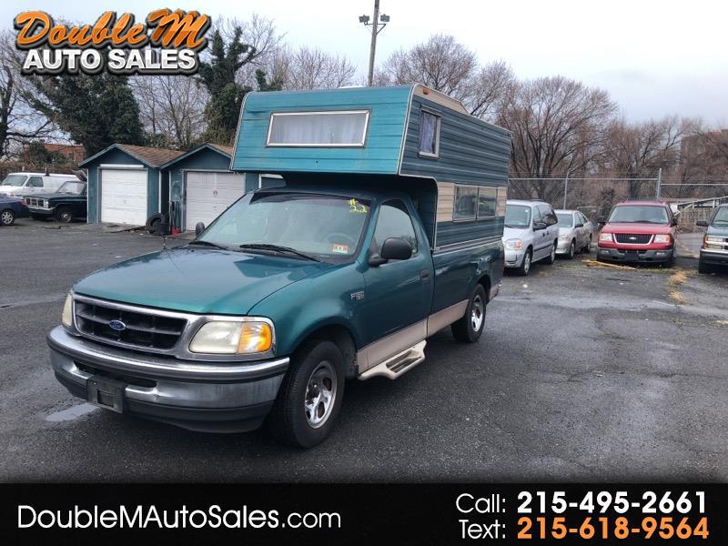 1998 Ford F-150 XL Reg. Cab Short Bed 2WD