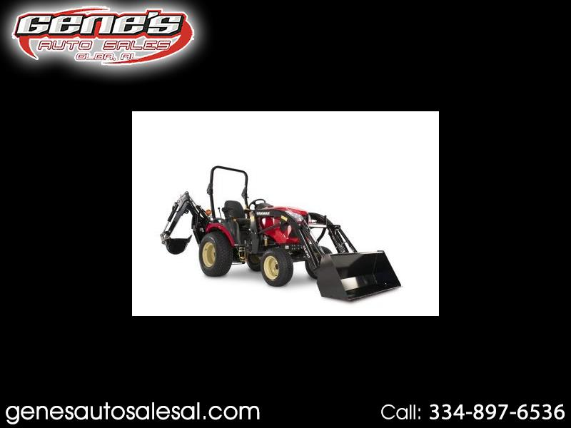 2018 Yanmar Tractor 4 IN STOCK