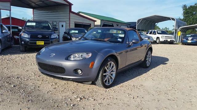 2006 Mazda MX-5 Miata Club MT