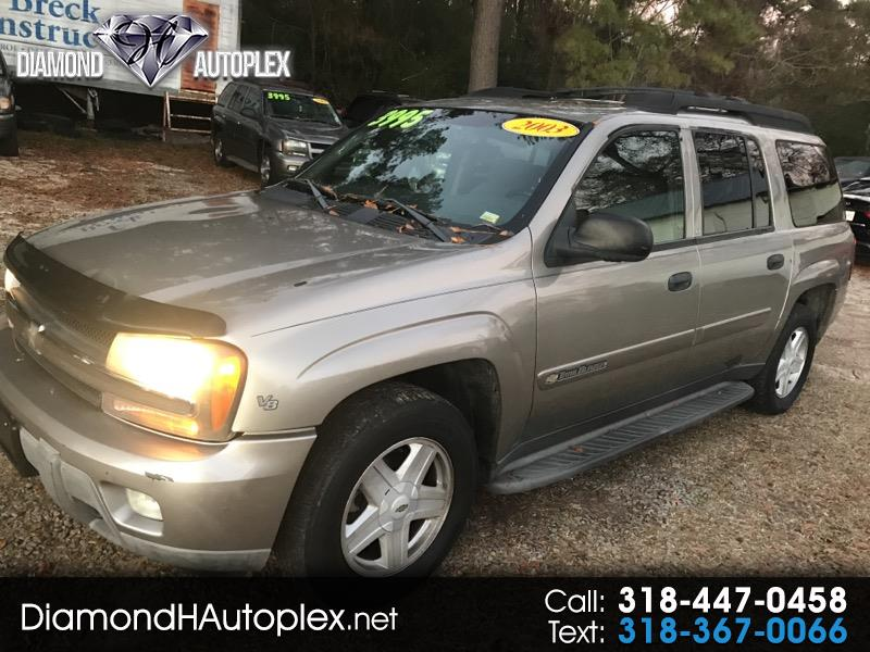 Used 2003 Chevrolet Trailblazer For Sale In Pineville La 71360