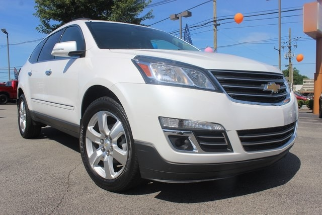 2017 Chevrolet Traverse Premier AWD