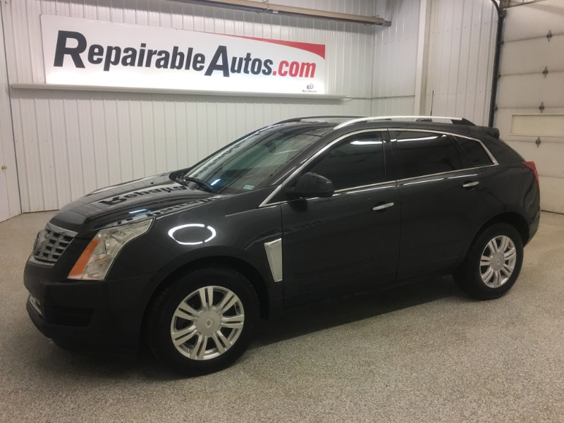 2015 Cadillac SRX FWD Repairable Water Damage