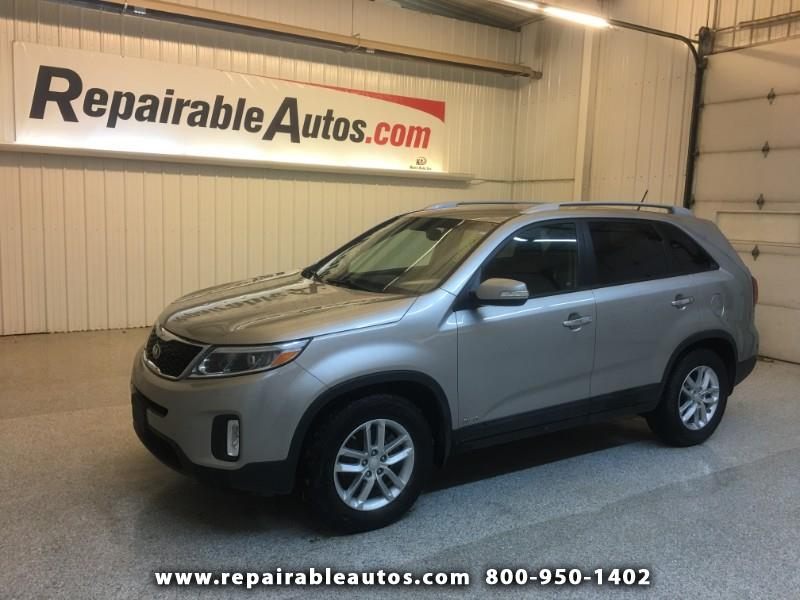 2014 Kia Sorento AWD Repairable Hail Damage