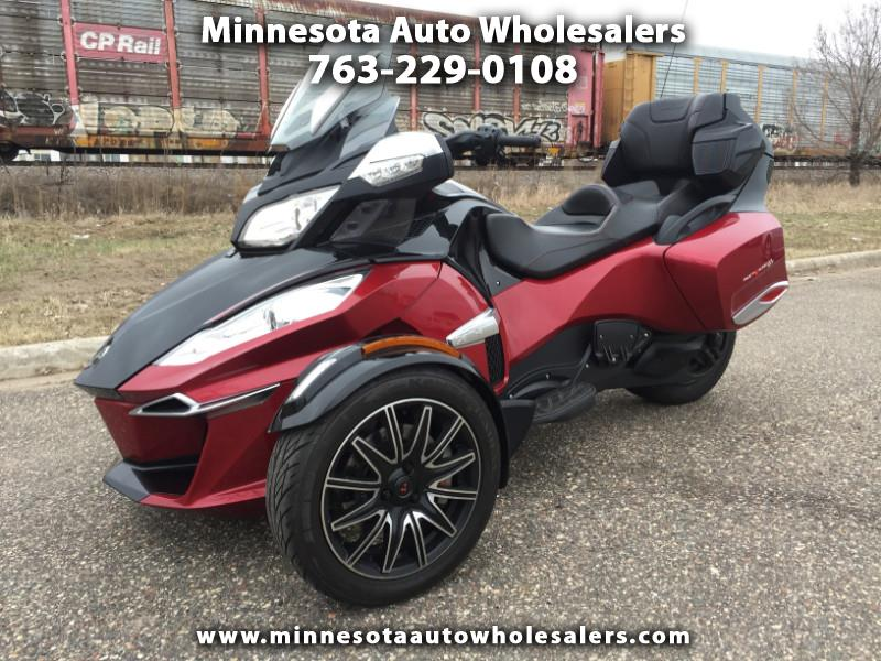 2015 Can-Am Spyder RT SE6 Special Series