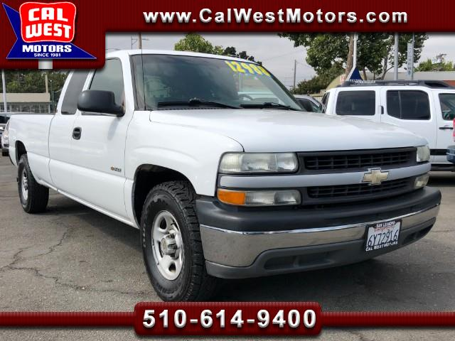 2002 Chevrolet Silverado 1500 Ext Cab 8FT Only46K TowPkg VeryClean WellMntnd