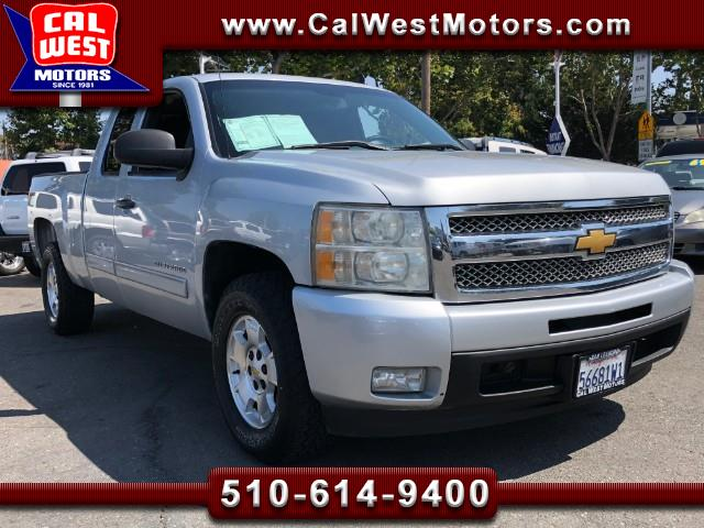 2012 Chevrolet Silverado 1500 4X4 Ext Cab 4D Z71OffRoad Blu2th TowPk VeryClean