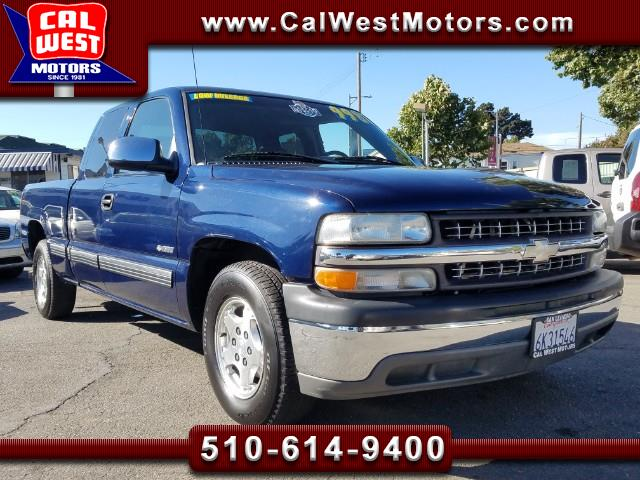 2000 Chevrolet Silverado 1500 ExtCab 4D TowPk LoMiles 1Owner SuperCleab ExMtnce
