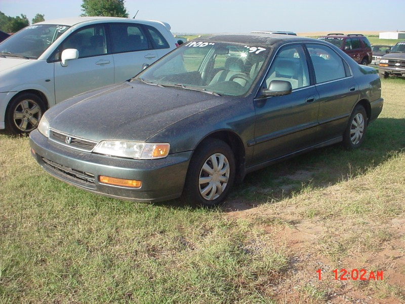1997 Honda Accord Value Package Sedan