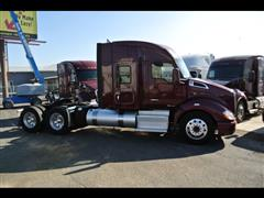 2014 Kenworth T6 Series