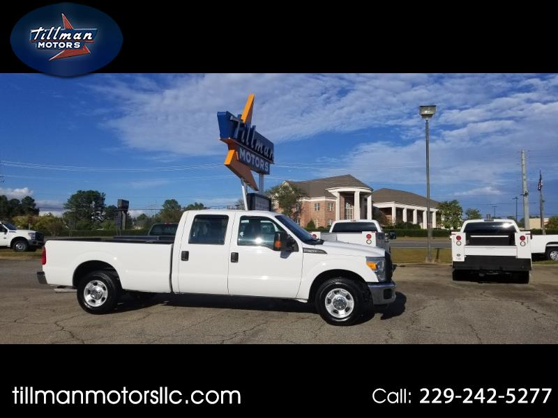 2015 Ford F-250 SD XL Crew Cab 2WD