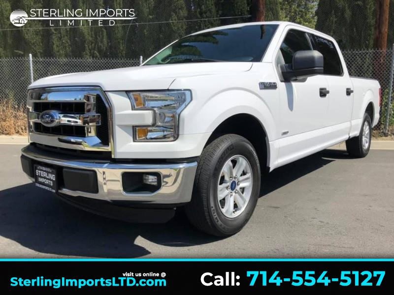 "2016 Ford F-150 2WD SuperCrew 145"" XLT"
