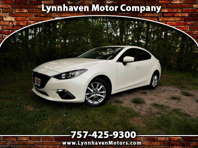 2016 Mazda MAZDA3 Touring, Power Sunroof, Rear Camera, Only 18k Mile