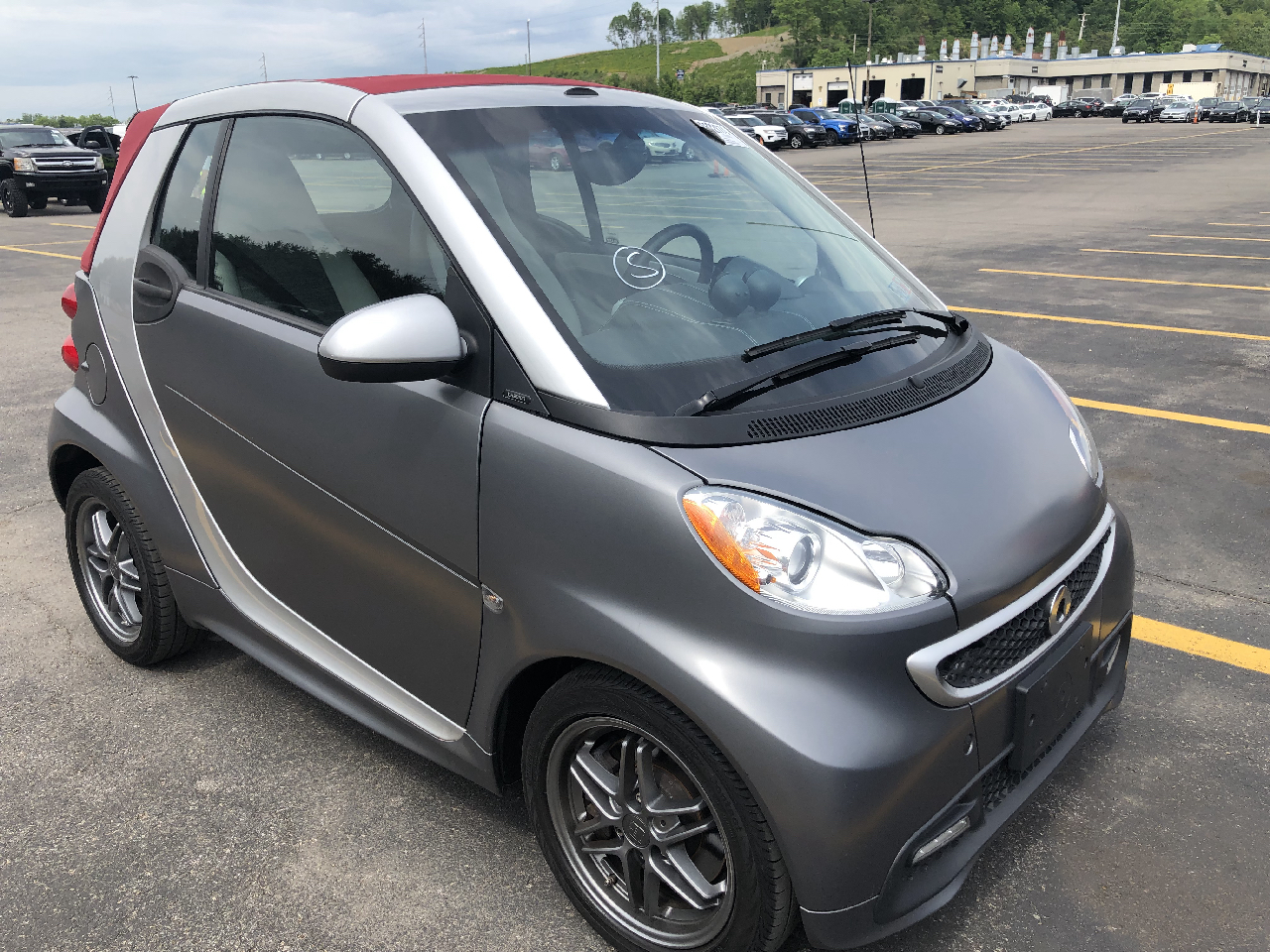 2013 smart Fortwo passion cabriolet