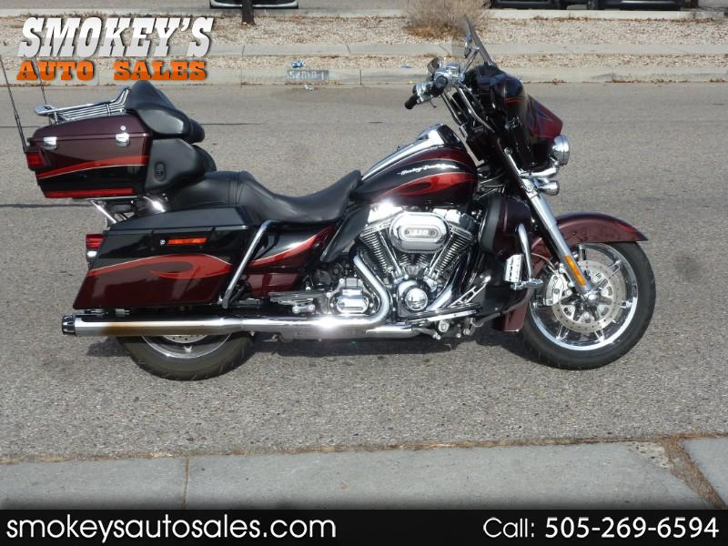 2013 Harley-Davidson FLHTCUSE3 SCREAMIN EAGLE CVO ULTRA