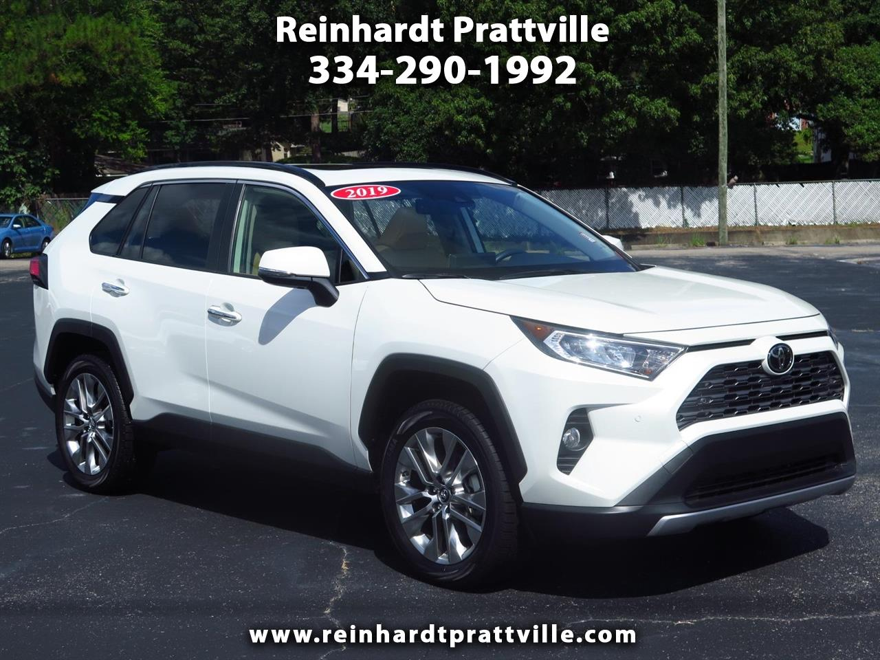 2019 Toyota RAV4 Limited FWD (Natl)
