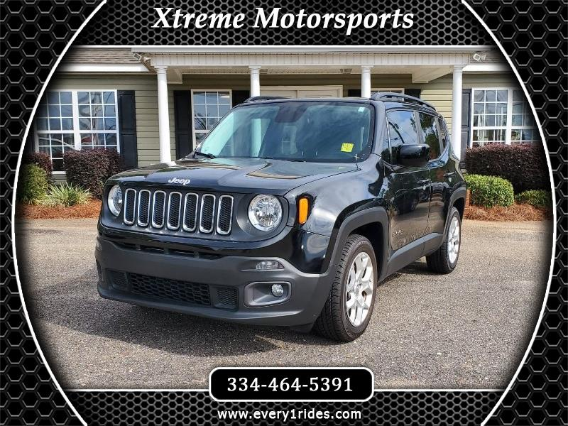 2017 Jeep Renegade Latitude FWD