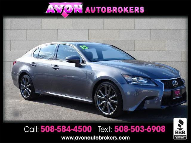 2015 Lexus GS Crafted Line