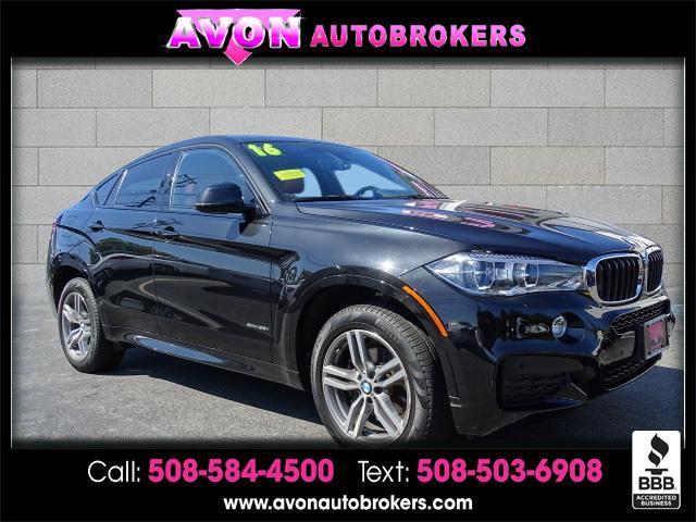 2016 BMW X6 AWD 4dr xDrive35i xDrive35i