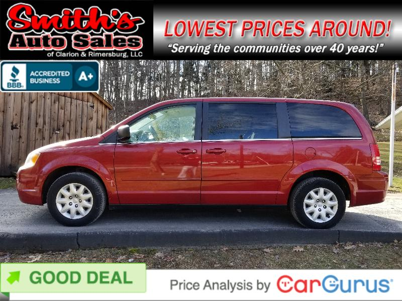 2009 Chrysler Town & Country LX 81k miles