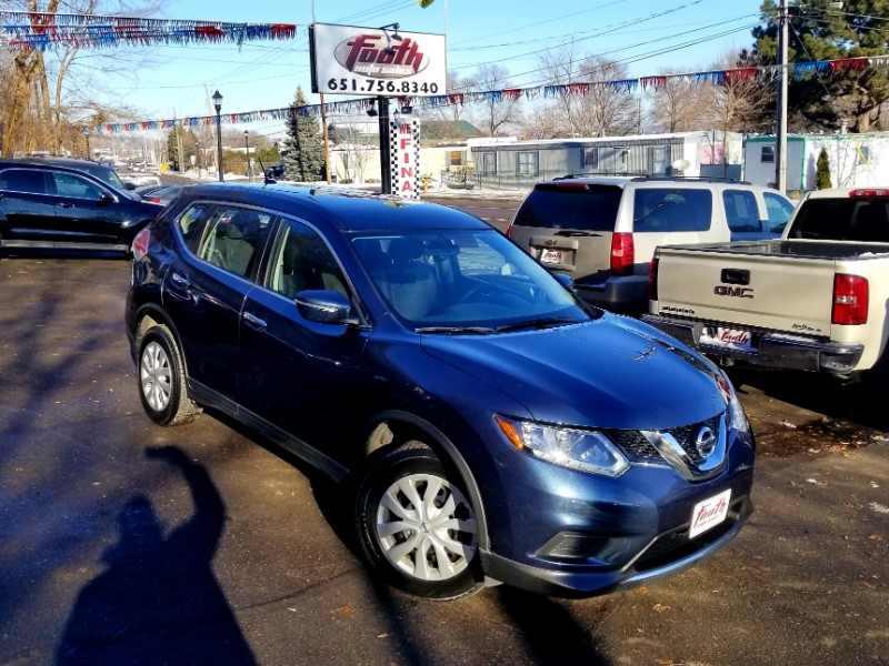 2015 Nissan Rogue 2017.5 AWD S
