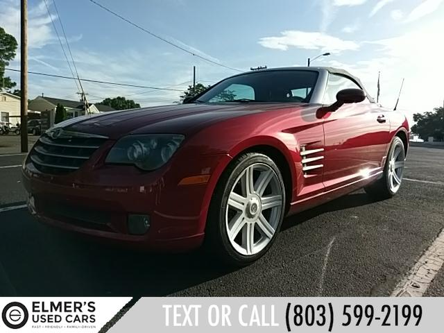 2005 Chrysler Crossfire 2dr Roadster Limited