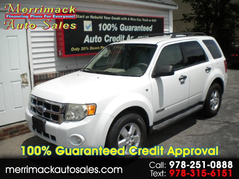 2008 Ford Escape 4WD BEST BUY