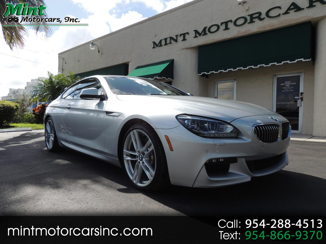 2014 BMW 6-Series 640i Coupe