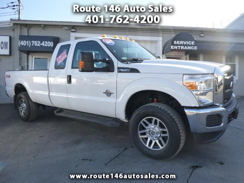 2015 Ford F-350 SD XL SuperCab Long Bed 4WD