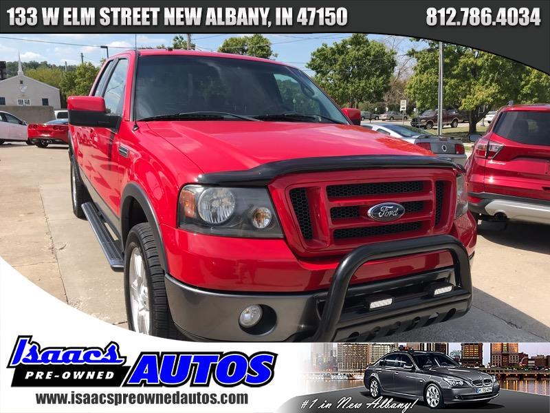 2008 Ford F-150 FX4 SuperCab
