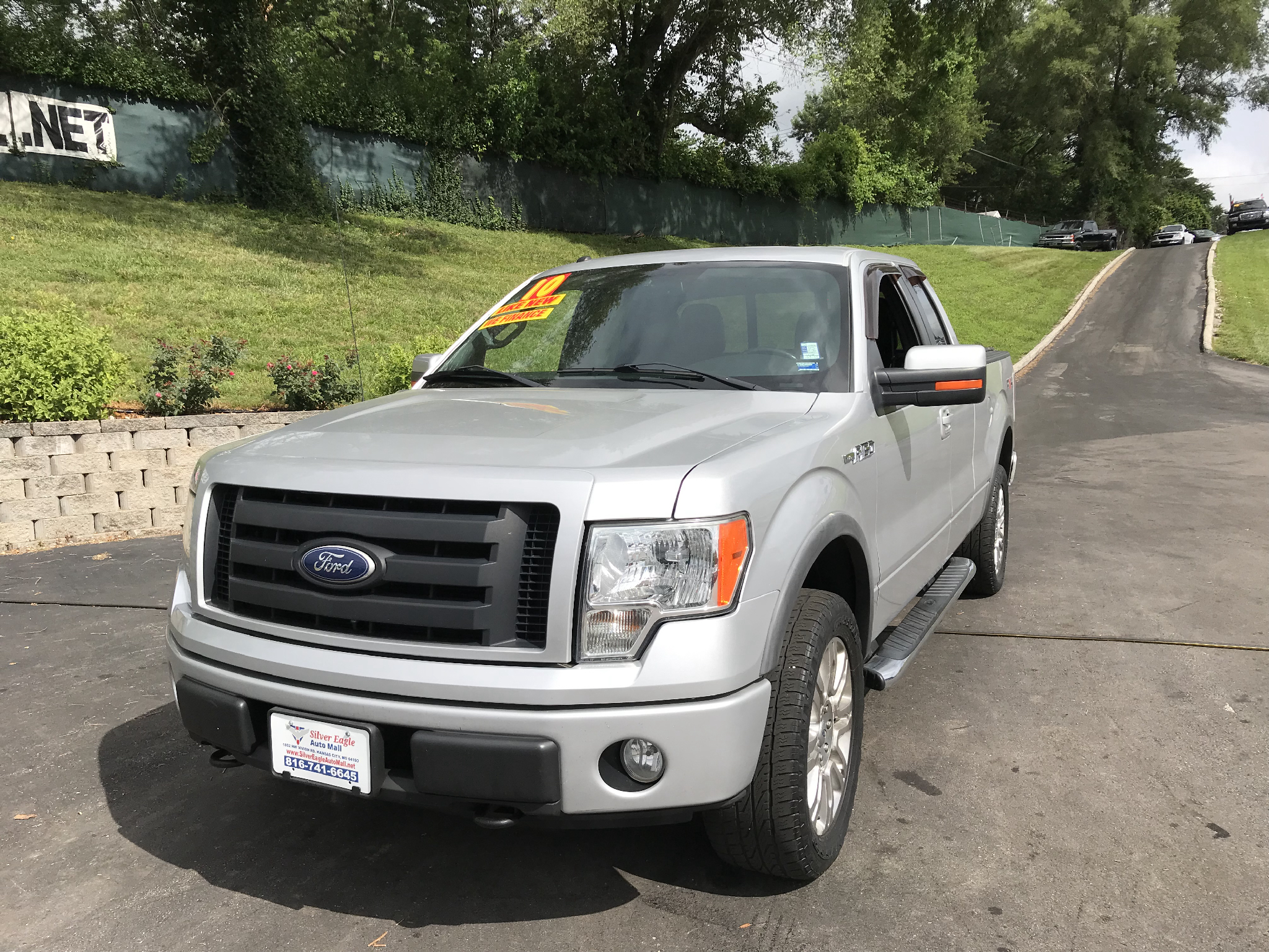 2010 Ford 150 Lariat SuperCab 6.5-ft. Bed 4WD