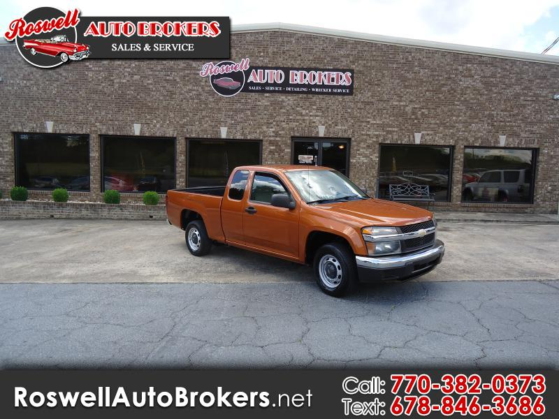 Used Chevrolet Colorado Cartersville Ga