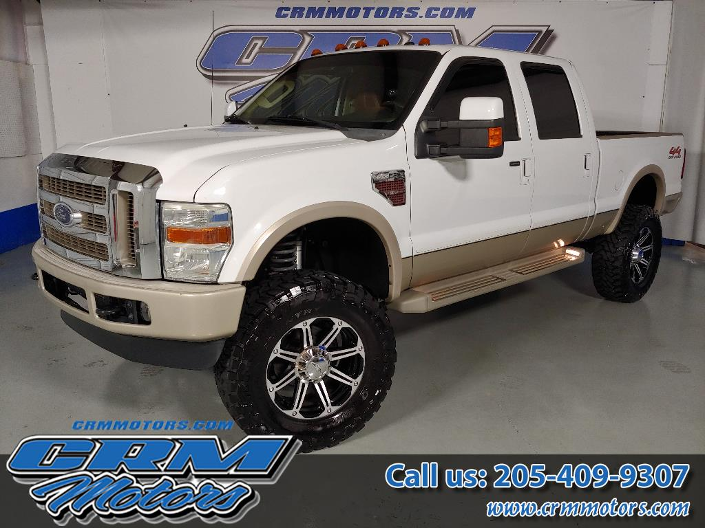 "2009 Ford Super Duty F-250 SRW 2WD Crew Cab 156"" King Ranch"