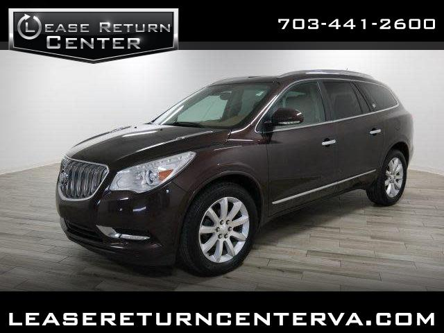 2015 Buick Enclave Leather and Pano Roof